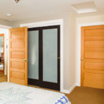 Rethink Design Architecture - home addition, bedroom view